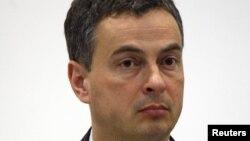 Деян Соскич, управляющий Центробанком Сербии.