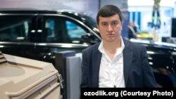Узбекский миллионер-машиностроитель Улугбек Максумов.