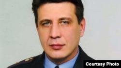 Падпалкоўнік міліцыі ў запасе Мікалай Казлоў