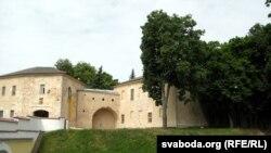 За сьценамі Старога замку ў Горадні разваліны падземнай царквы ХІІ стагодзьдзя