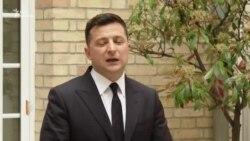 ЄС та ПДЧ в НАТО для України: Зеленський розповів про підсумки зустрічі з Макроном і Меркель (відео)