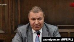 Депутат фракции «Процветающая Армения» Микаэл Мелкумян