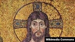 İsa peyğəmbər, mozaika