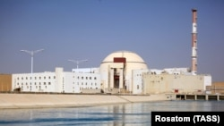 Iran's nuclear power plant in Bushehr (file photo)