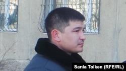 Бывший сотрудник полиции в городе Жанаозене Кали Айнаханов.