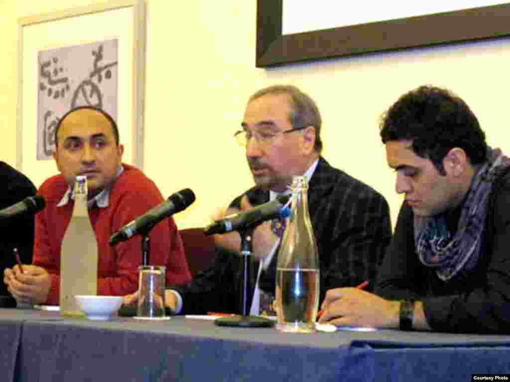 رونمایی از فیلم خانه شماره ۳۷ و در لندن با حضور همایون کاتوزیان