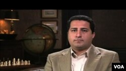 Иран физик ғалымы Шахрам Амири.