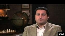 Физика-ядерщик Шахрам Амири.