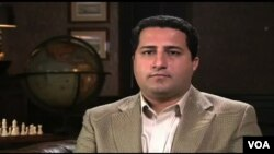 Iranian nuclear scientist Shahram Amiri had reportedly gone missing in 2009. (file photo)