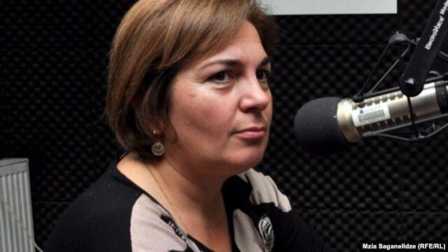 Lia Mukhashavria