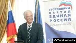 Борис Гризлов.
