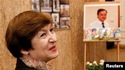 Наталья Магнитская, мать юриста фонда Hermitage Capital Сергея Магнитского.