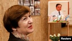 Мать Сергея Магнитского – Наталья Магнитская