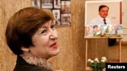 Наталья Магнитская, мать Сергея Магнитского.