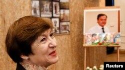 Мајката на адвокатот Магницки, Наталија Магницкаја
