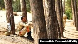 آموزش سربازی در ایران