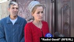 Мунира Мирзохон, дочь осужденного преподавателя