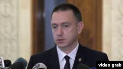 Романскиот министер за одбрана Михај Фифор