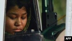 Девочка из христианской семьи, которую обвинили в богохульстве, сентябрь 2012 года, Пакистан