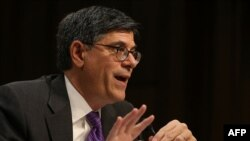 U.S. Treasury Secretary Jacob Lew.