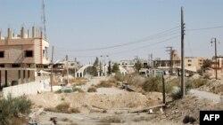Suriya, Al-Qaryatain şəhəri, 22 oktyabr, 2017-ci il