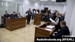 Засідання суду у справі засновника онлайн-сервісу YouControl Сергія Мільмана, архівне фото