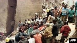 بمبگذاری در سفارت آمریکا در نایروبی- ۱۹۹۸