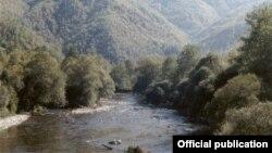 Реката Радика .