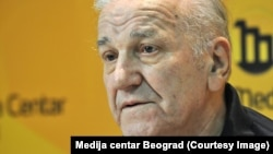Velimir Bata Zivojinovic died in Belgrade on May 22.