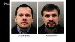 Британія звинуватила росіян Петрова і Боширова в отруєнні Скрипалів – відео