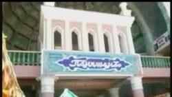 Бозори Панчшанбеи шахри Хучанд