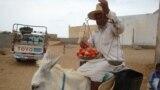 Азыркы Йемендеги турмуш. Дүйшөн Шаматов жиберген сүрөттөрдөн. 1-сүрөт.