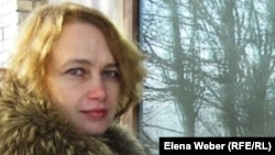 Журналист Алена Панкова.