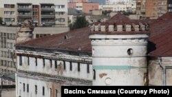 Сьледчы ізалятар № 1 ГУВД на вуліцы Валадарскага