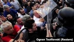 Од ланските протести на 5 мај.