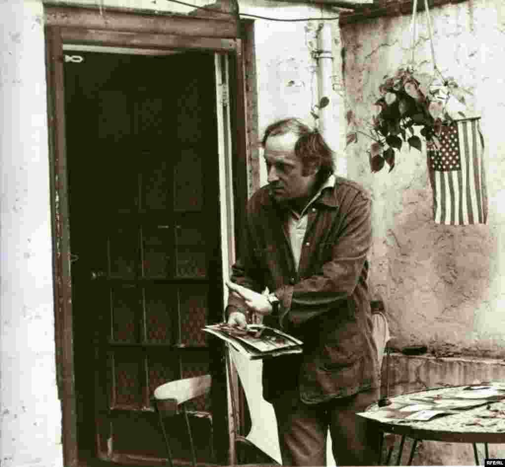 Brodsky In New York - 44 Morton Street #8