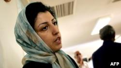 Իրանցի իրավապաշտպան Նարգիզ Մոհամադի, արխիվ