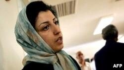 نرگس محمدی روز ۱۵ اردیبهشت بار دستگیر شد