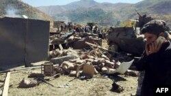 محل حمله در ۲۰ کیلومتری شهر کردنشین «شَمدینان» در استان حکاری بوده است
