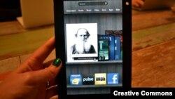С помощью Kindle и других book-reader можно будет следить, прилежно ли учатся студенты
