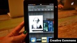 С помощью Kindle и других book-reader можно будет следить, прилежно ли учатся студенты.
