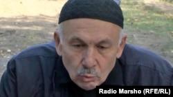 Chechnya -historian, writer Rizvan Ibragimov