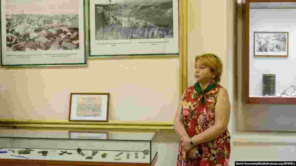 Відвідувач виставки