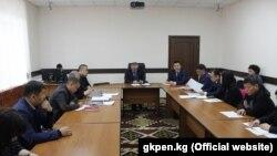 Встреча в ГКПЭН. 8 января 2017 года.