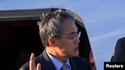 Cənubi Koreyanın Rusiyadakı səfiri Woo Yoon-keun