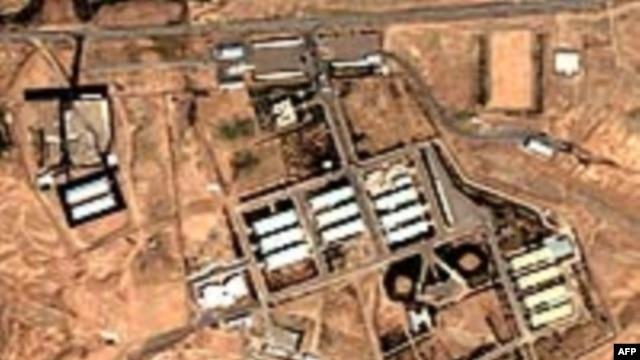 عکس هوایی از تاسیسات پارچین