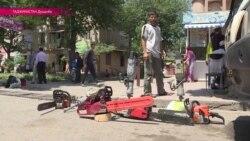 Таджикистан: гастарбайтеры возвращаются домой