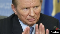 Former President Leonid Kuchma (file photo)