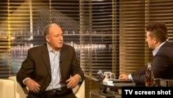 Veselin Šljivančanin u emisiji 'Veče sa Ivanom Ivanovićem', novembar 2012.