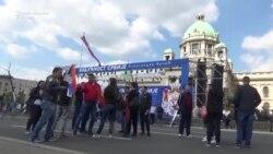 Uoči Vučićevog mitinga u Beogradu: 'Svi smo mi ljudi'